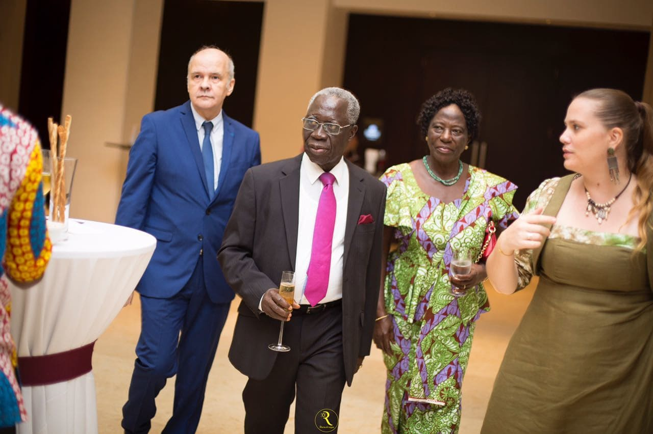Chamber of commerce and industry france ghana holds gala for Chamber of commerce france