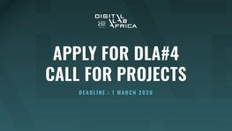 The Digital Lab Africa - Call for Applications