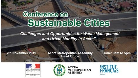 """ Sustainable Cities "" Conference : Waste management and Urban Mobility in (...)"