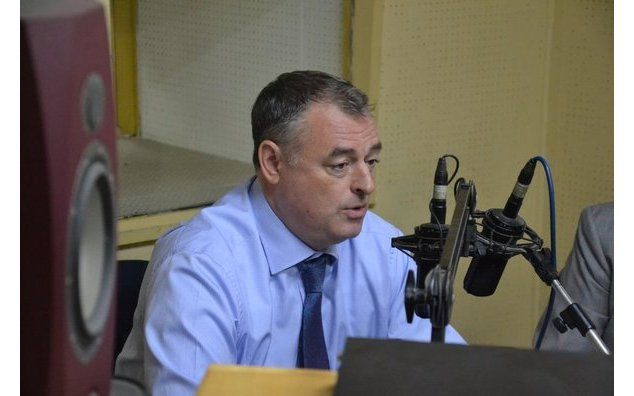 The Ambassador of France to Ghana, Francois Pujolas