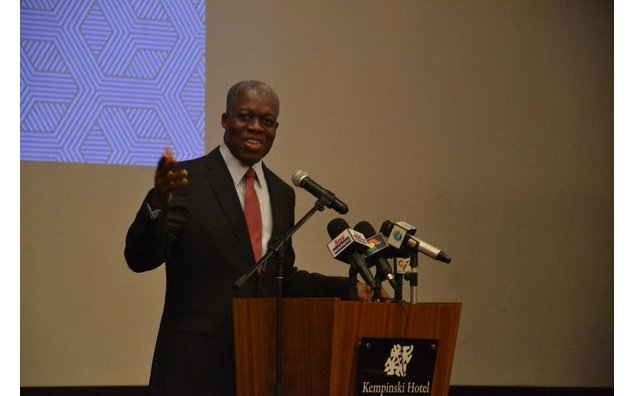 Kwesi Bekoe Amissah-Arthur, Vice President of the Republic of Ghana