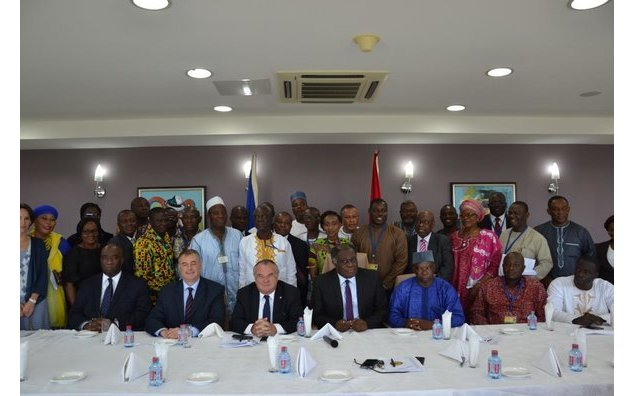Launch of Ghana-France Parliamentary Friendship Association