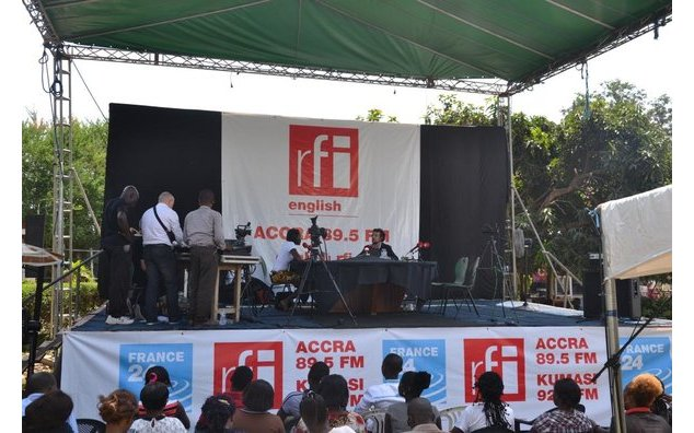 Recording of Accra Live PM