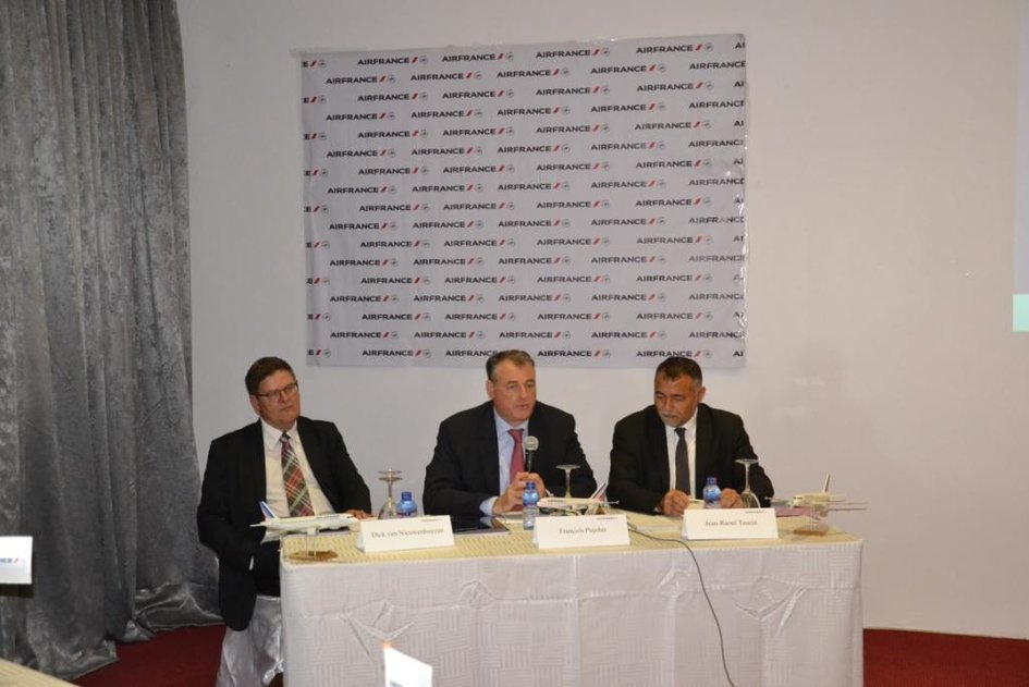 Country manager Air France, Ambassador of France to Ghana, General Manager, Air France Nigeria/ Ghana - JPEG